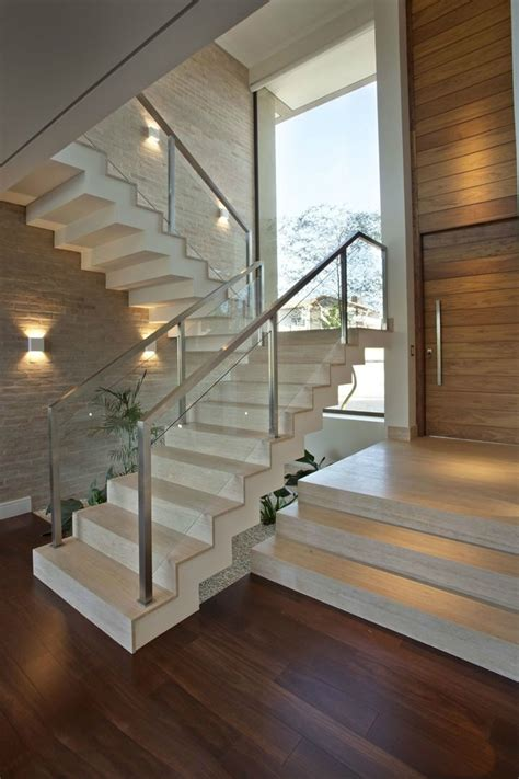 contemporary stairs 47 stair railing ideas decoholic
