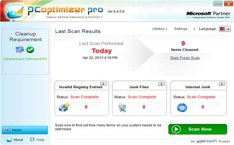 free full version pc optimizer software pc optimizer pro 6 4 free download full version for pc