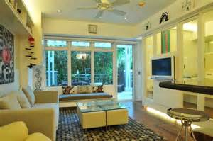 residential interior decoration for serendra condo studio