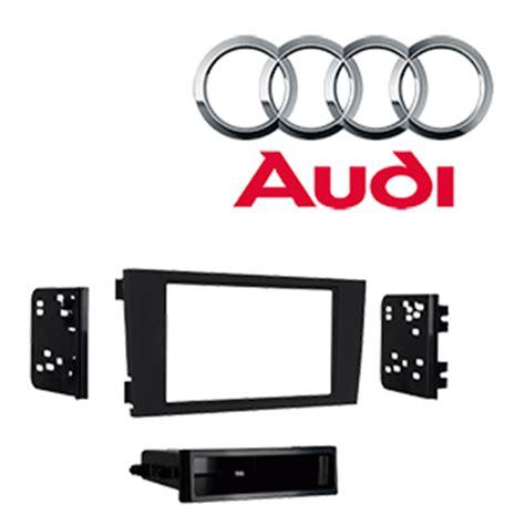 audi audio accessories car audio dash kits