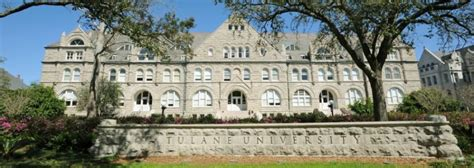 Tulane Mba Tuition by Merit Scholarships For Undergraduates At Tulane