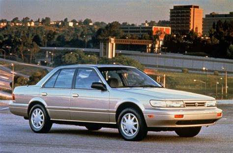 1991 Nissan Stanza Photos Informations Articles