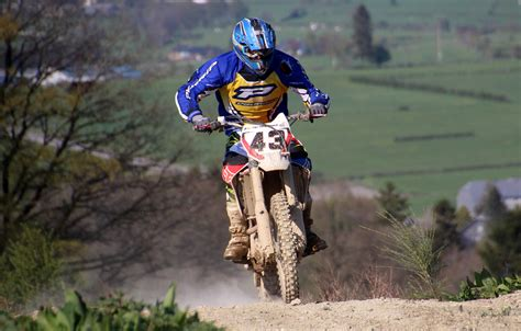 Free Photo Motocross Racing Racing Sport Race Free