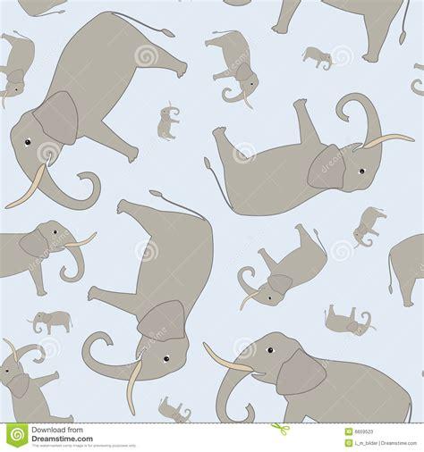 elephant pattern image seamless pattern with elephant stock photos image 6659523