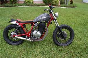 Suzuki Gn400 For Sale Custom Suzuki Gn400 Way2speed
