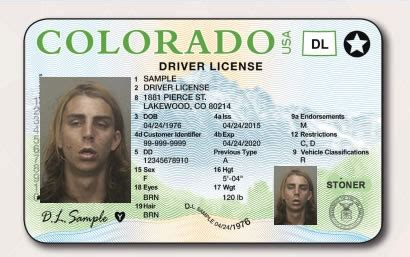 Colorado Drivers License Office by New Driver S Licenses Being Issued To Colorado Stoners And