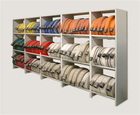 Hose Storage Rack by Hose Rack In Isolation Firehosestorage