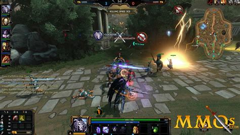the game in the smite game review