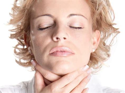 linfonodi testa collo linfonodi collo gonfi testa e collo infezione linfonodi