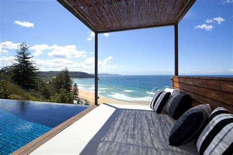 exquisite modern beach house  australia idesignarch