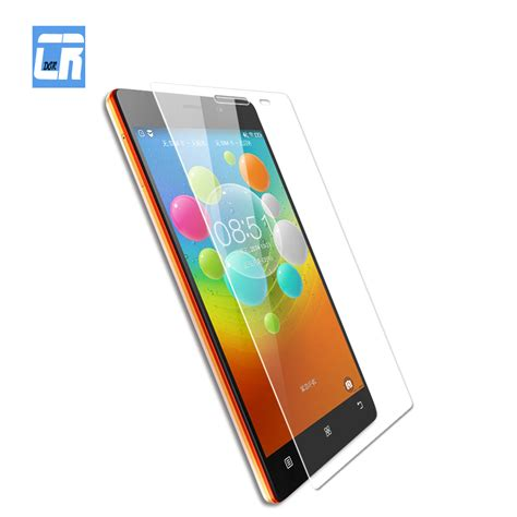 Tempered Glass P70 explosion proof tempered glass for lenovo p70 p780 vibe vibe x2 vibe x3 p1 p1m screen