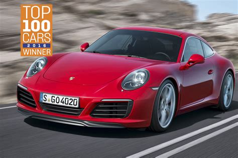 porsche sports car 2016 top 100 cars 2016 top 5 sports cars