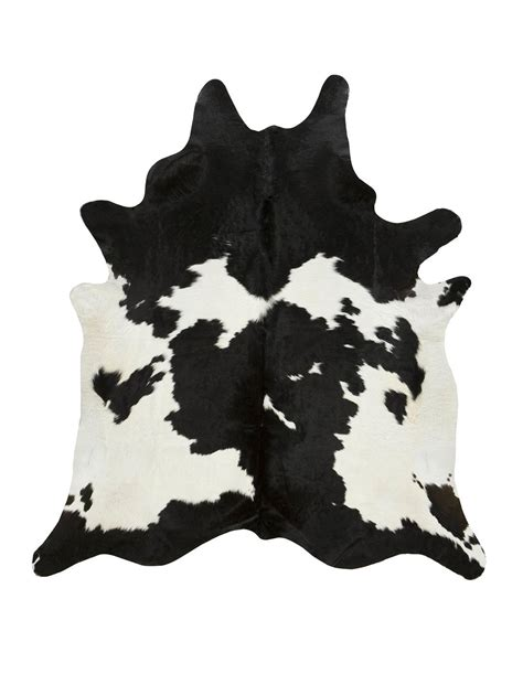 Black And White Cow Rug Cow Hide Rugs Zebra Hides In Dubai Dubai Interiors