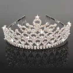 rhinestone wedding bridal headband crown alex nld