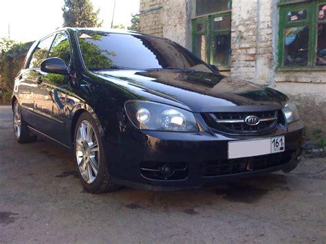 2006 Kia Cerato Review 2006 Kia Cerato Pictures 1600cc Gasoline Ff Manual