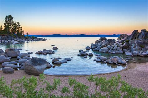 tahoe boat rental sand harbor the 10 most beautiful state parks in nevada