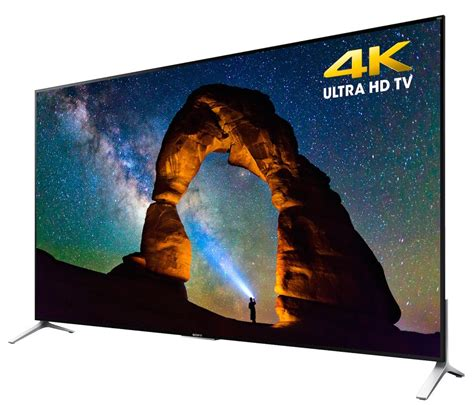 best ultra hd 4k tv sony s 75 inch 4k tv will change your living room forever