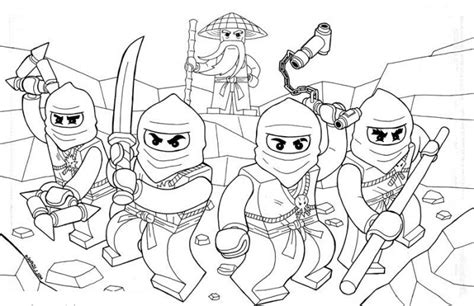 free coloring pages of mandala ninjago