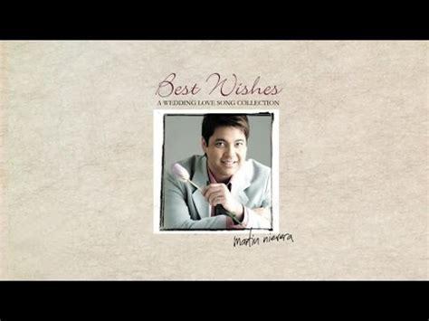 Martin Nievera   Best Wishes (A Wedding Love Song