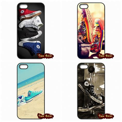 Converse W3052 Iphone 6 6s new converse logo style coque cases cover for apple ipod