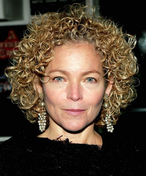 frizzy hairstyles for 50 11 simple chic short curly hair for woman in her 40s and