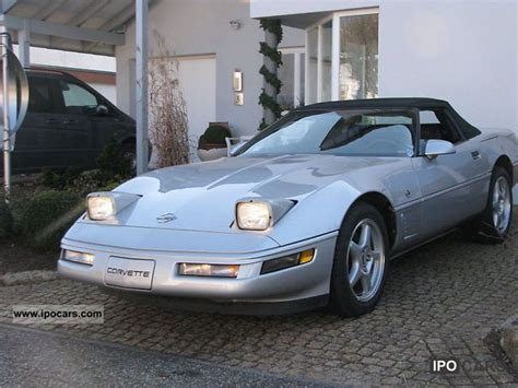 1996 Corvette Collectors Edition Specs by 1996 Corvette 1996 Collector Edition Convertible Car