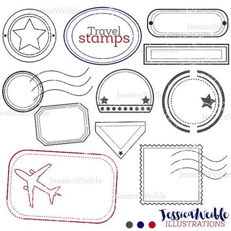 template photoshop stempel the 25 best ideas about passport sts on pinterest