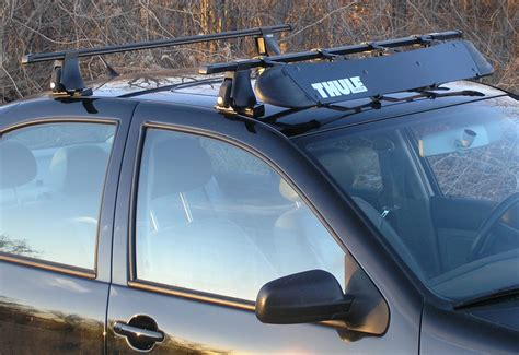 Roof Rack Faring by Thule Fairing For Roof Racks 44 Quot Thule Accessories