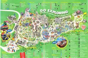 map of legoland california legoland billund 2009 park map