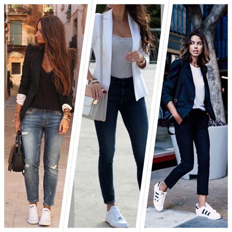 imagenes de jovenes blancas 23 looks inspiradores con zapatillas blancas