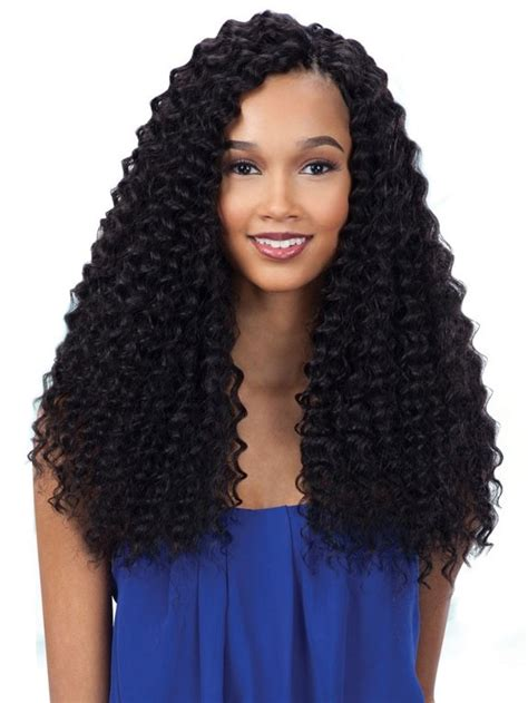 freetress synthetic hair braids 3x pre loop crochet braid deep twist 3x pre loop deep twist 16 quot freetress synthetic crochet