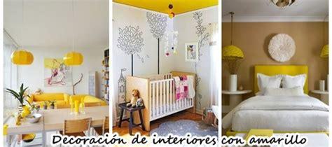 29 ideas para decoraci 243 n de interiores en color amarillo