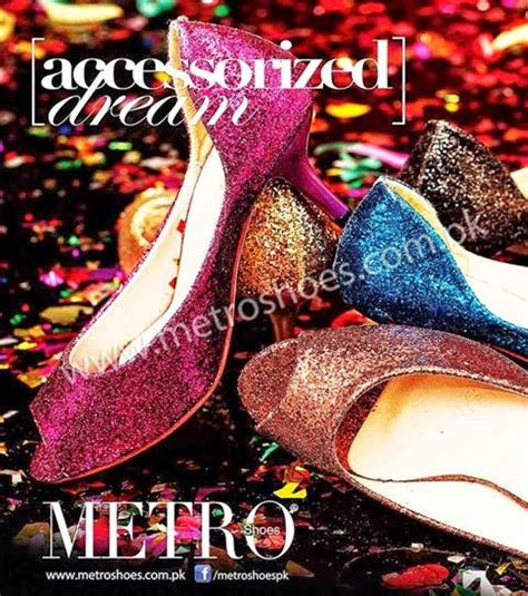 W Fashion Shoes 089 3 clutch bags model winter collection by metro shoes