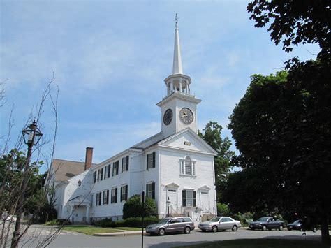 churches in easton ma