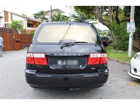 kia mpv malaysia kia carens 2003 1 8 in kuala lumpur automatic mpv black