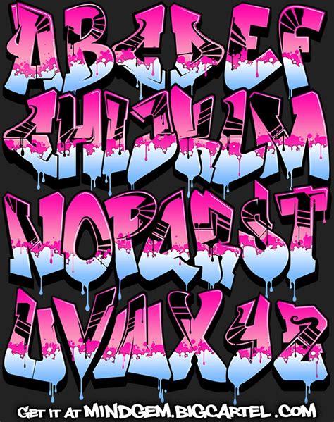 graffiti font pink power graffiti fonts