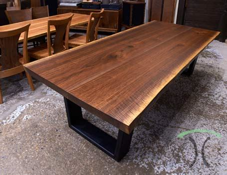 custom hardwood dining tables photo live edge kitchen table images dining room chairs