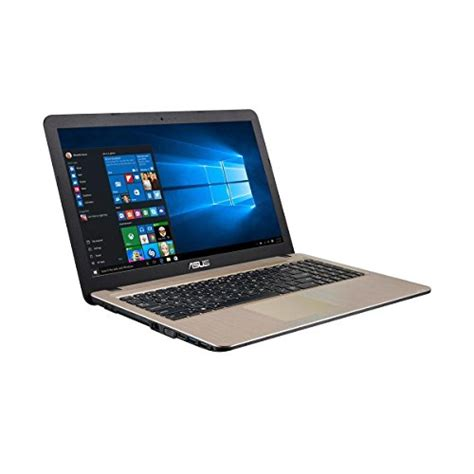 Laptop Asus Ultra Slim I5 asus x540 15 6 inch ultra slim hd notebook computer