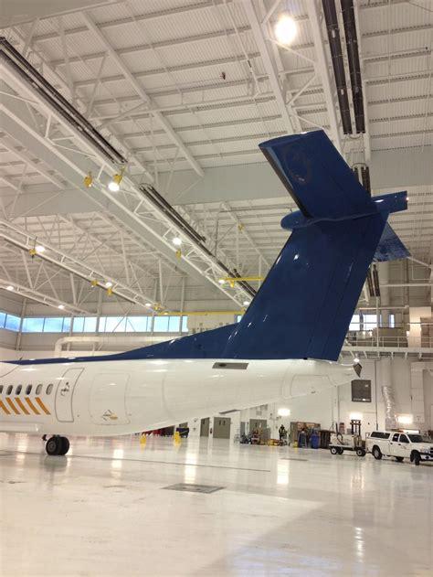 aviation hangar heating aircraft hangars