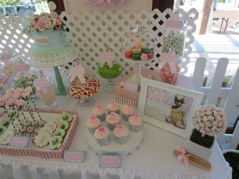 Garden Baby Shower Ideas Rosey Garden Baby Shower Ideas Themes