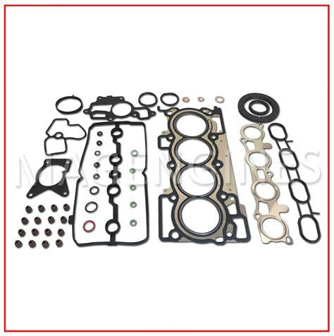 Gasket Engine Packing Set Nissan Xtrail T30 1 gasket kit nissan mr18de mr20de 1 8 2 0 ltr