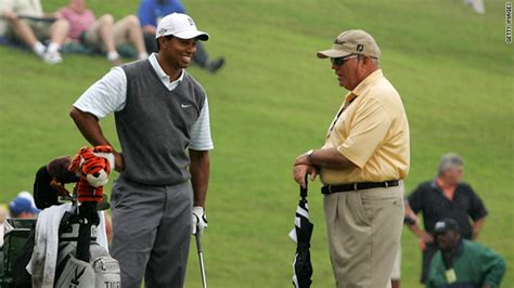 tiger woods butch harmon swing tiger woods and swing coach sean foley part ways bunkers