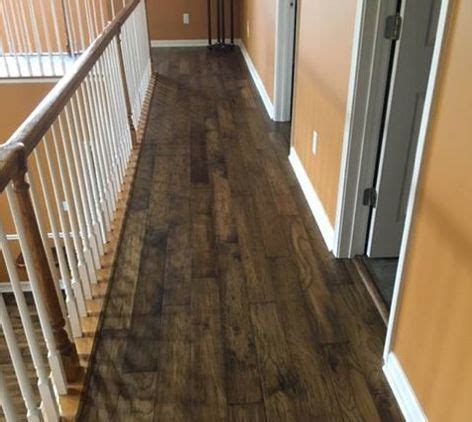 mannington handscraped hickory hardwood flooring