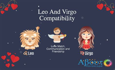 leo and virgo compatibility love friendship