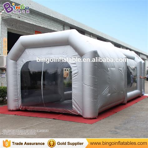 mobile garage sale free shipping 9x4x3m light silgver color mobile