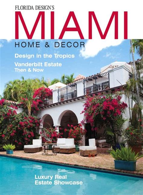 miami home and decor magazine download miami home decor magazine vol 9 issue 2 pdf