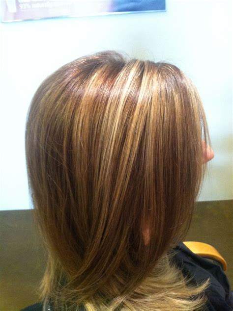 Gorgeous Tricolor Highlight Lowlight Pieced Haircolor It S All About The Hair 1000 Images About Hair Cuts And Styles On Bobs My Hair And Layered Bobs