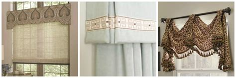 Window Blind Valance Window Valances The Crowning For Your Window