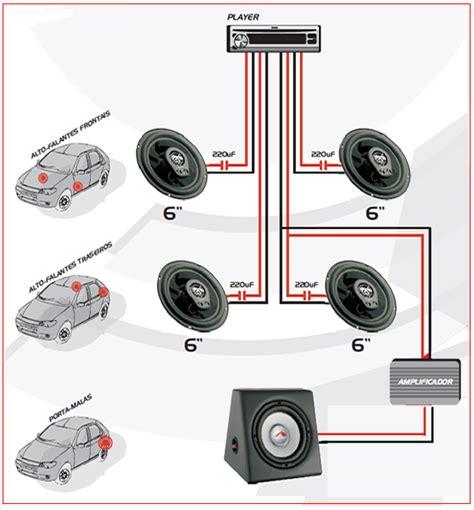 como conectar un lificador de carro som automotivo como instalar somprofissional