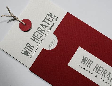Hochzeitskarten Rot by Hochzeitskarten Rot Alle Guten Ideen 252 Ber Die Ehe